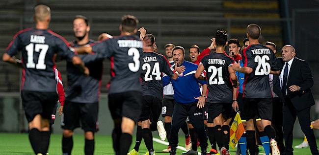 Lega Pro 2019/20 - Teramo v Viterbese
