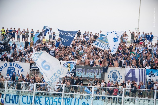 Diretta Virtus Entella - Pescara: dove seguire la partita in tv e streaming