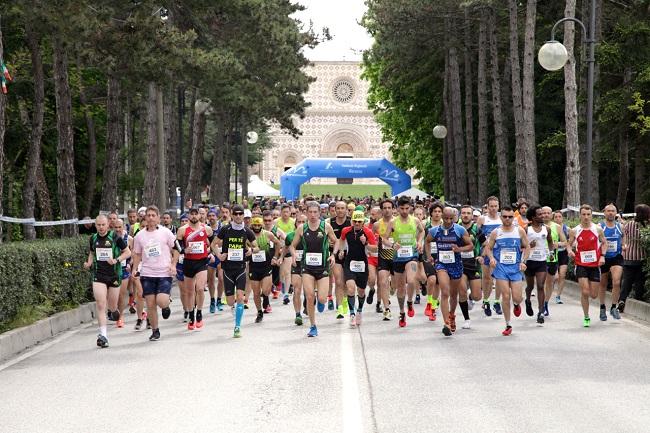 Mezza Maratona dell'Aquila 2019: orari e percorsi