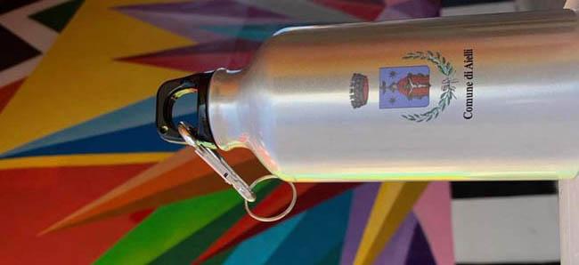 bottiglietta alluminio aielli
