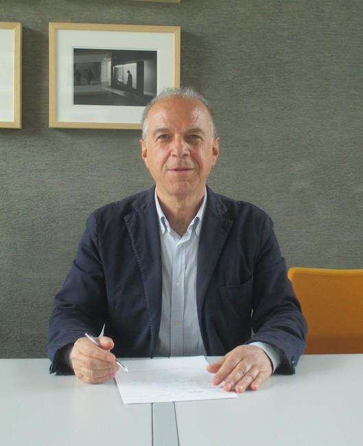 Edoardo Compagnone presidente Ordine architetti