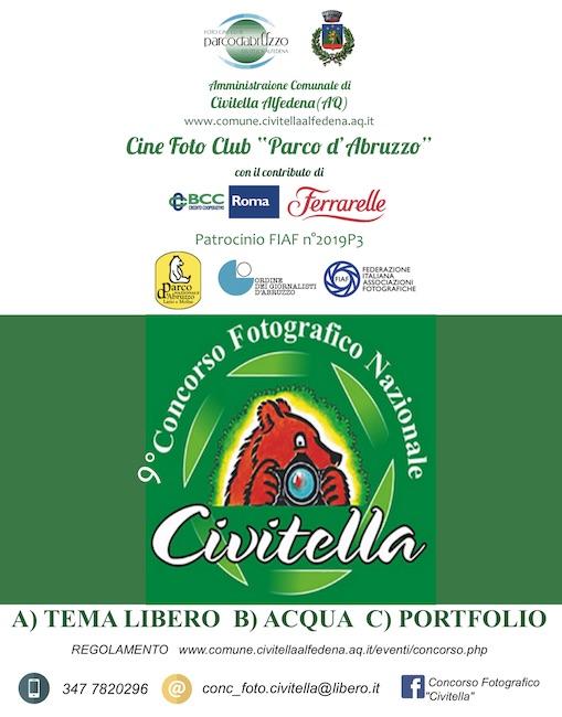 concorso fotografico civitella 2019