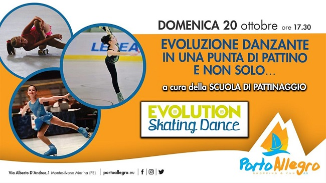 evolution skate dancing