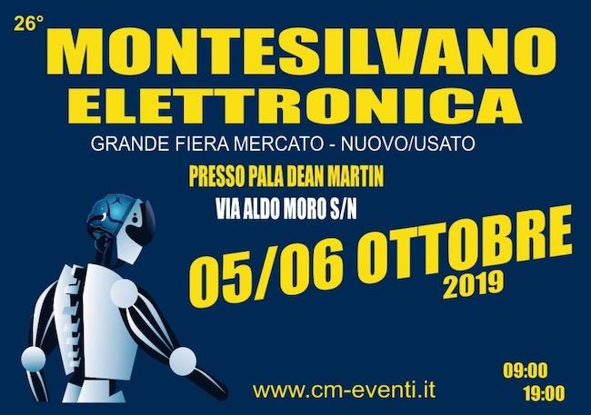fiera elettronica Montesilvano 2019