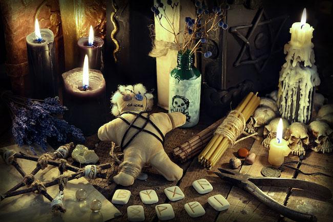 la casa dei sette cadaveri