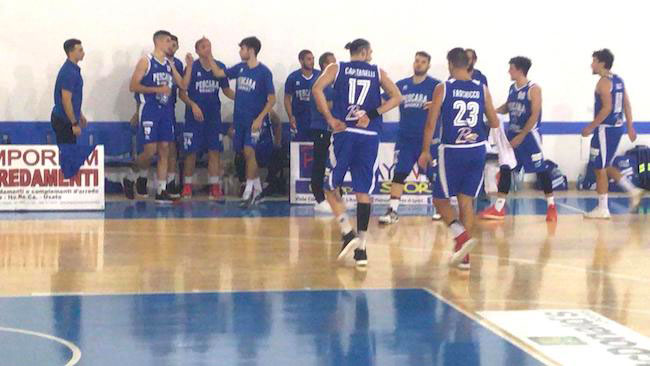 nba pescara basket