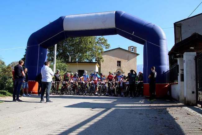 partenza bike team