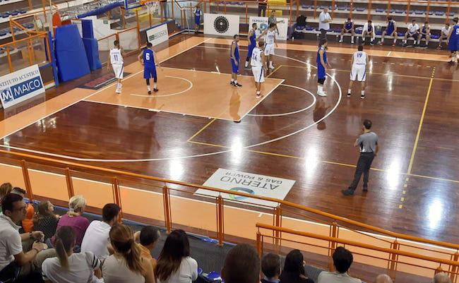 pescara basket pallacanestro farnese