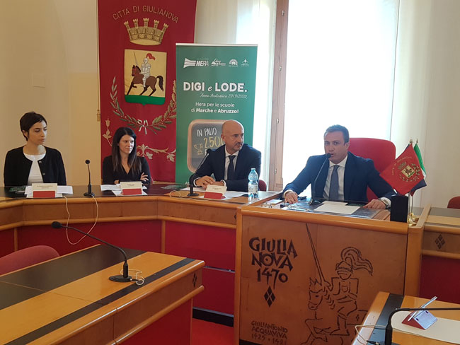 presentazione progetto digi e lode Giulianova