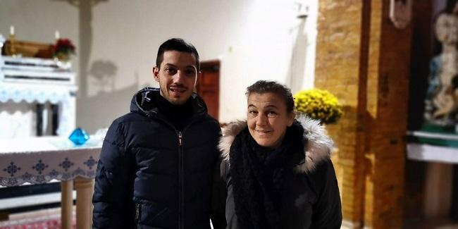 Andrea D'Innocenzo,Angela Moscatiello_Presepi in mostra_dicembre 2018