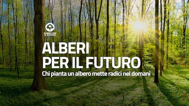 alberi per il futuro