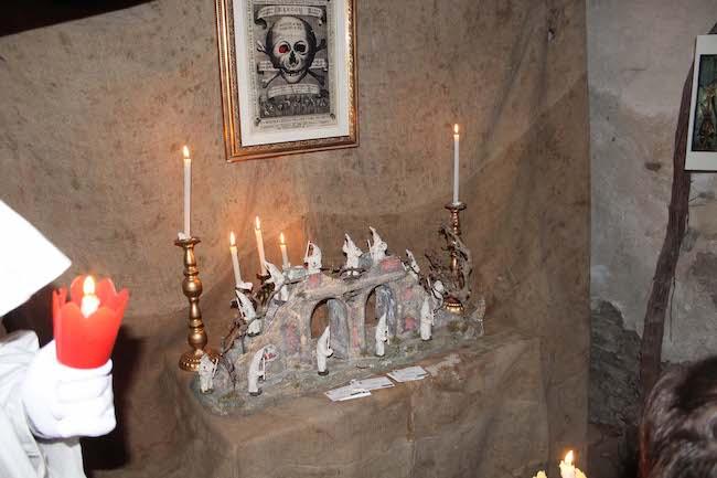 La Tavola dei Morti, sesta rievocazione storica [FOTO]