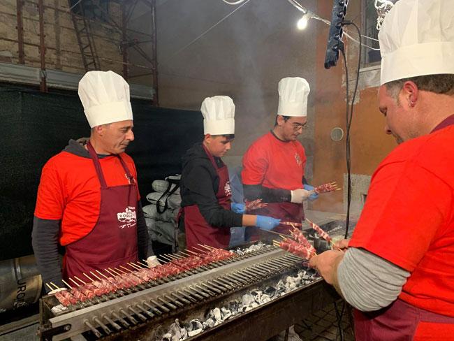 Borgo Rurale 2019, a Treglio tra divertimento e solidarietà [FOTO]