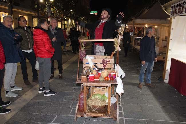 artista di strada