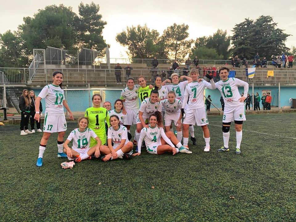 calcio femminile chieti sant'egidio