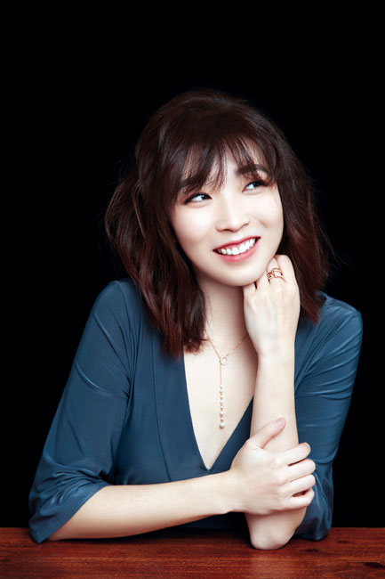 Claire Huangci pianista