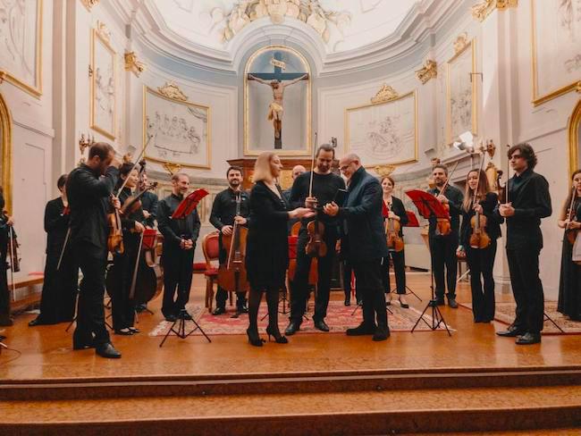 I Solisti Aquilani in concerto nella Chiesa di Sant'Antonio