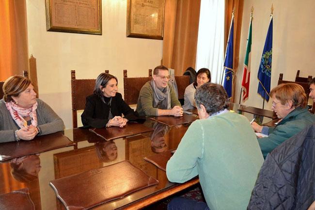 conferenza punti d'ascolto Pescara