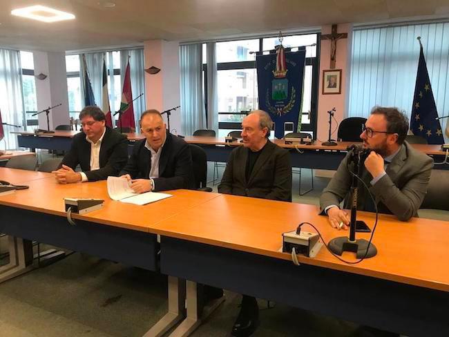 conferenza stampa prg Montesilvano