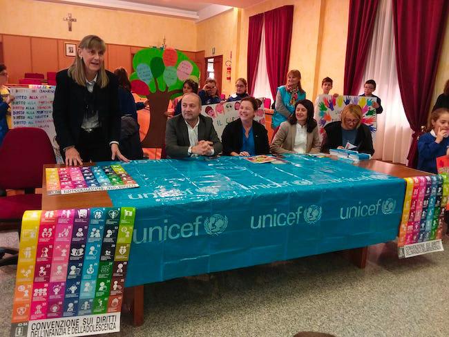 convenzione diritti infanzia adolescenza spoltore