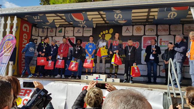 corsa di san martino 2019 podio uomini