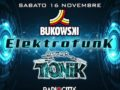 elektrofunk bukowski 16 novembre 2019