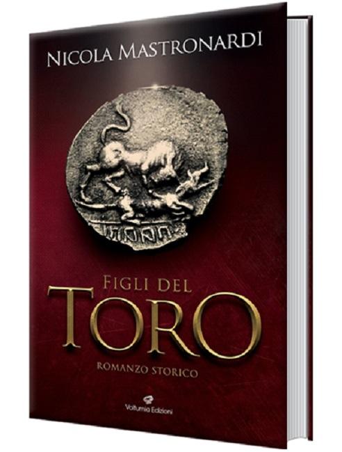 Guardiagrele, Nicola Mastronardi presenta Figli del Toro
