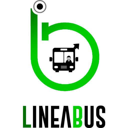 lineabus logo nero
