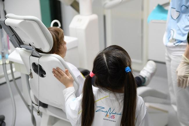 """Alba Adriatica, torna """"Smile Baby Smile"""", il dentista non fa più paura"""