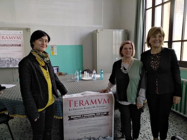 presentazione Teramum