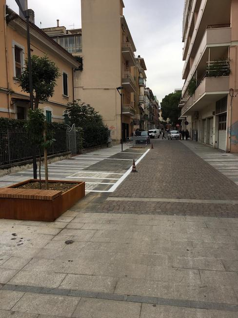 via trieste Pescara