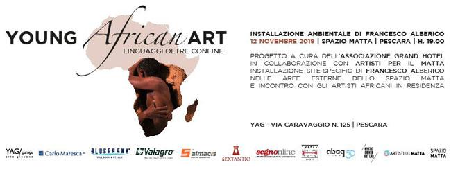 young african art 12 novembre 2019