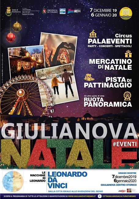 Giulia Eventi Natale 2019