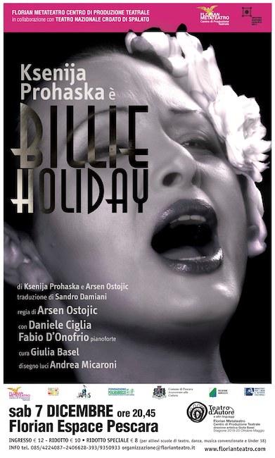 billie holiday di ksenija prohaskai 7 dicembre 2019