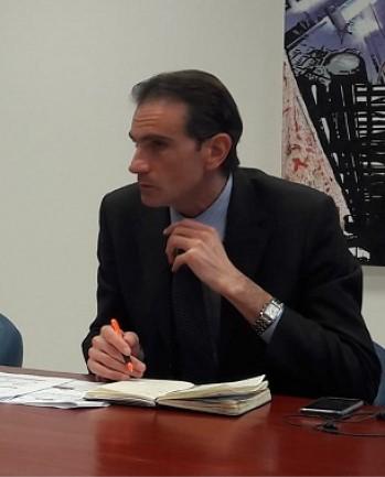 Francesco De Bartolomeis- direttore Confindustria L'Aquila