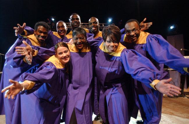 Deborah Moncrief & Millenuim Gospel Singers