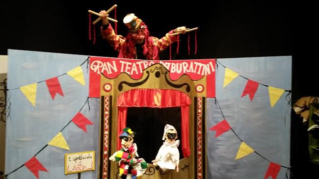 Pescocostanzo, all'Auditorium San Nicola in scena Pinocchio