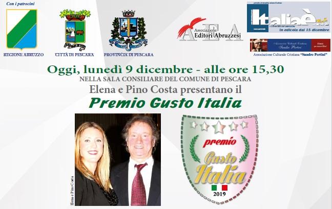 premio gusto italia 2019