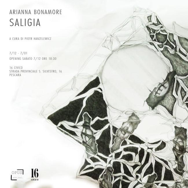 saligia mostra arianna bonamore
