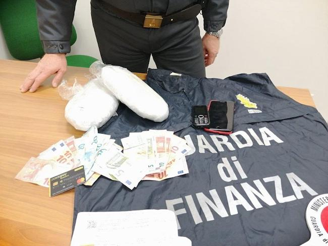 sequestro marijuana Pescara
