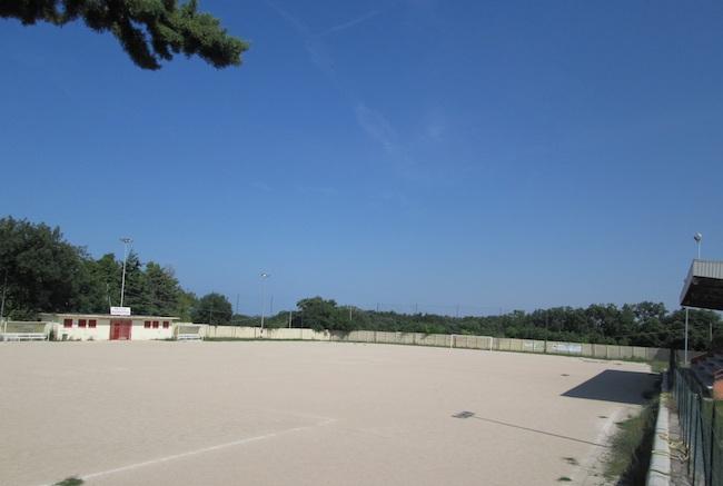 campo di calcio Fossacesia