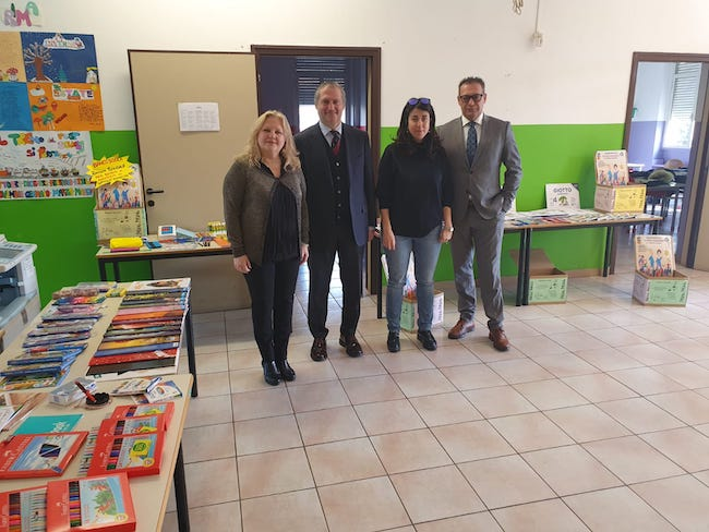 Ass.ri Giampietro e Di Biase e Associazione Abruzzo Cuore d'Italia