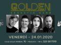 golden 24 gennaio 2020