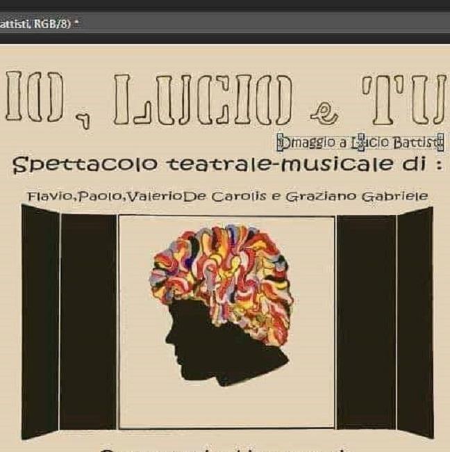 A Lanciano uno spettacolo teatrale dedicato a Lucio Battisti