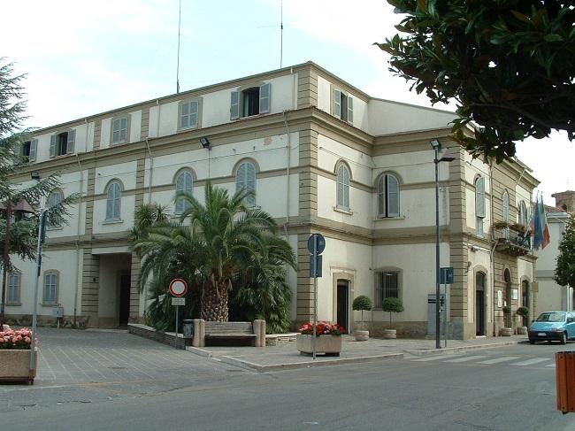 palazzo comune fossacesia