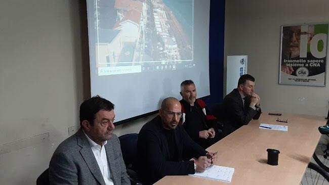 Corso per accompagnatori in bici a Pescara