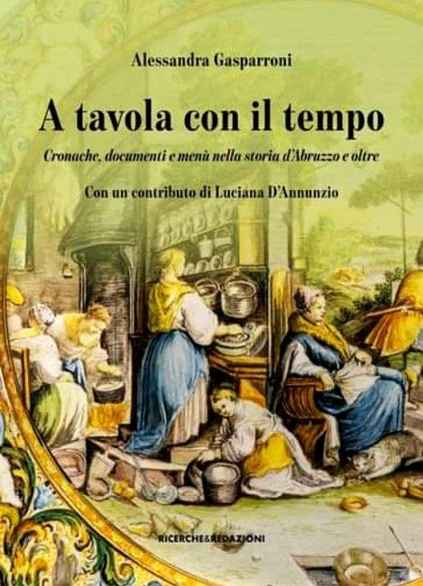 Giulianova, Alessandra Gasparroni presenta A tavola con il tempo
