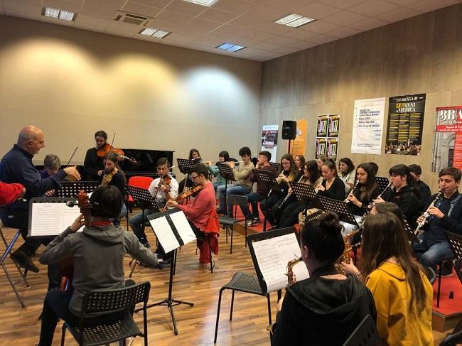 Teramo, al via Conservatorio di Musica 'Braga il Progetto Orchestra Giovanile