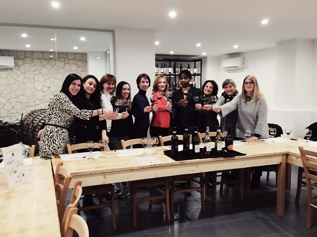 La Marsica ospita Il Pink Panel: ricevute 10 wine lovers