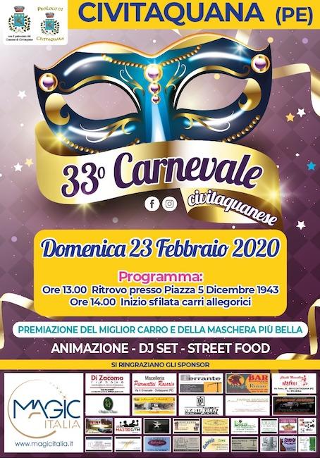 carnevale civitaquanese 2020
